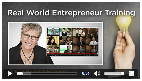 Wendy Mayhew's Entrepreneurship Academy.  Get it here! @ Online!