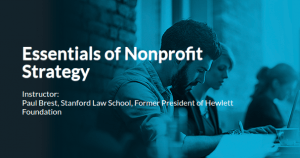 Essentials of Non Profit Strategy @ Online | Los Angeles | California | United States