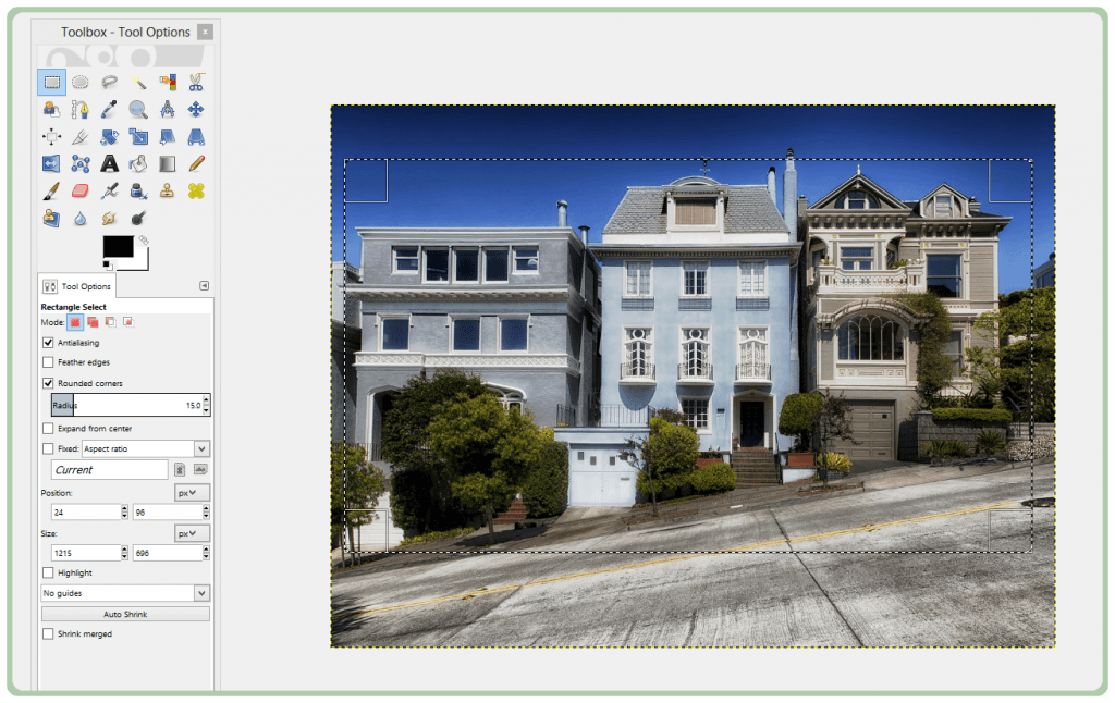 SF select rectangle with rounded corners cropped